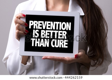 essay prevention is better than cure.ielts