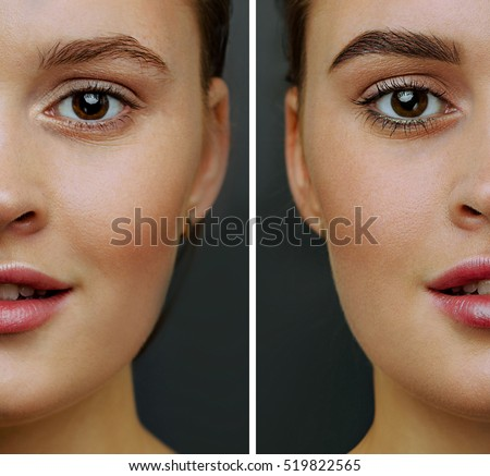 Eyebrows Stock Images, Royalty-Free Images & Vectors | Shutterstock