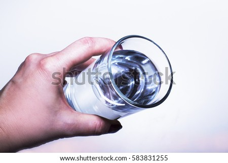 Eye Visible Compact Mirror Stock Photo 737095 Shutterstock