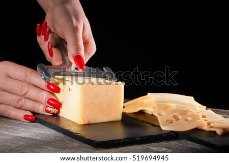 Cheese Knife Stock Images Royalty Free Images Vectors
