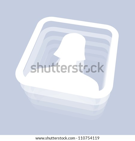 Female User - stock photo