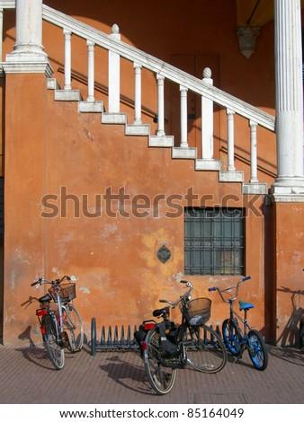Ferrara - stock photo