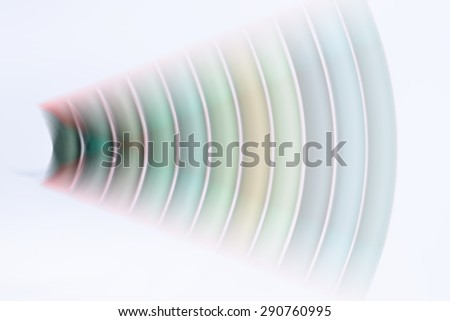 Festive background with defocused lights, Bokeh , Lighten, Line of light, Colorful spin movement  - stock photo