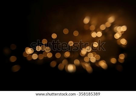 Festive elegant abstract background with  lights and stars Texture