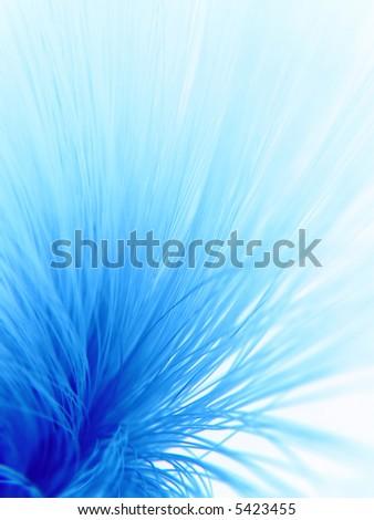 Fiber optics abstract background - stock photo