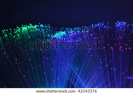 Fiber optics background, bunch of the optical fibres.see more in my portfolio