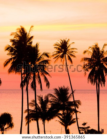 Fiery Backdrop Night is Coming  - stock photo