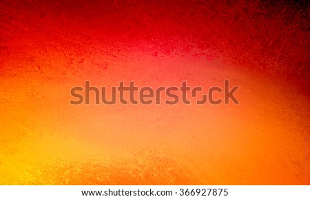 fiery red yellow and orange textured background, hot color blur, fire, sunset sky or lava concept illustration - stock photo