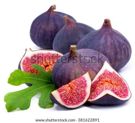 Fig. - stock photo