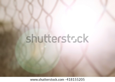 Fight Freedom Global Week End Love Hope Blur Wire City Hole Row Exit Guard Drugs Jail Issue Fence Gauze Space Danger Border Metal Audeta Sunset Month Minority National Trouble Death Cages Metallic - stock photo