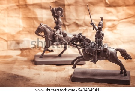 Horse soldiers thesis