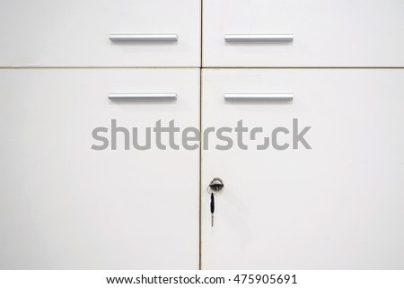 File cabinet. Office cabinet.