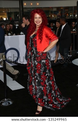 "Fileena Bahris at the ""Oblivion"" Los Angeles Premiere, Dolby Theater, Hollywood, CA 04-10-13"