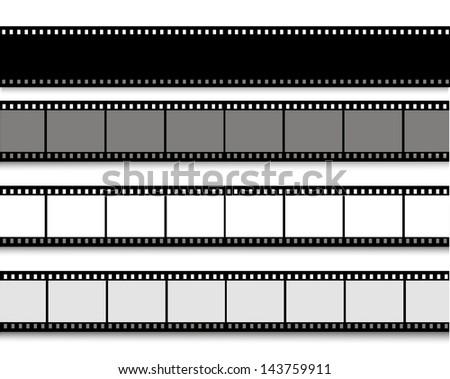 Film 35 mm - stock photo