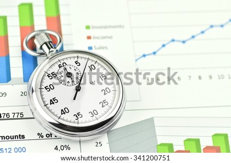 Finance. - stock photo