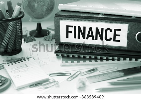 Finance / Business Concept