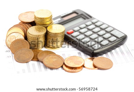 finances - stock photo