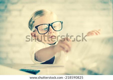 Financial Advisor - stock photo