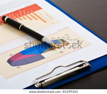 Financial and business documents
