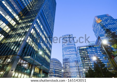 City forex canary wharf