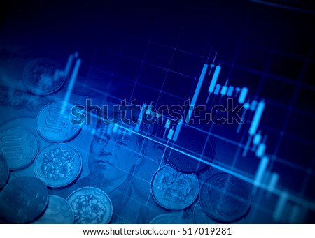 Financial graphs and Currency