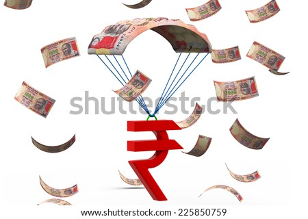 Financial growth concept - stock photo