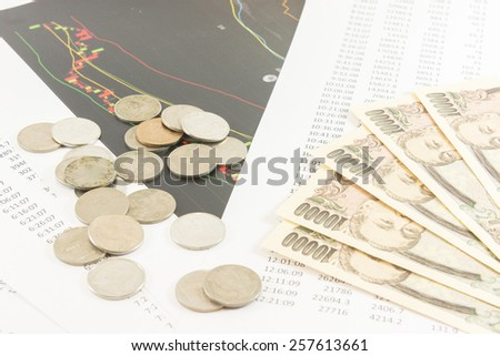 Financial Investment - stock photo