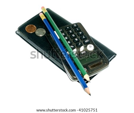 Financial planning concept - stock photo