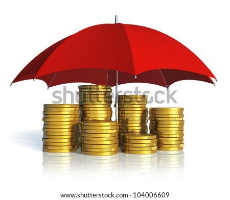 Financial stability - stock photo
