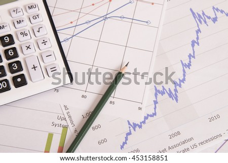 financial statistics and calculator
