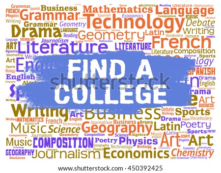 Find College Indicating Search Out And Educating