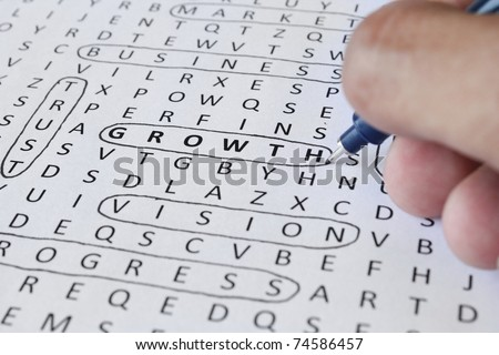 Find growth - stock photo