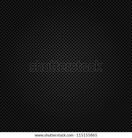 fine abstract image of perforated metallic texture can use like background - stock photo