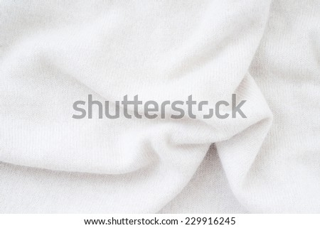 fine cashmere texture - stock photo