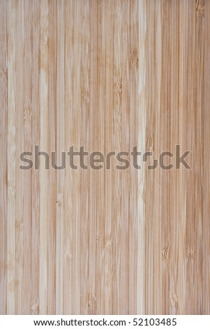 fine close up detail of wood bamboo texture floor - stock photo