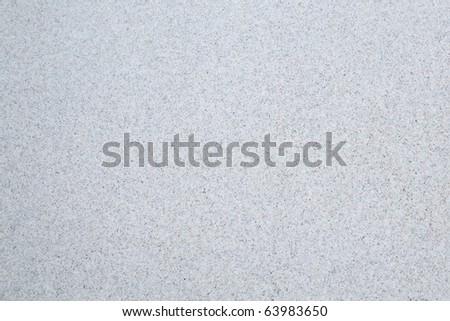 Fine grain white beach sand texture background - stock photo