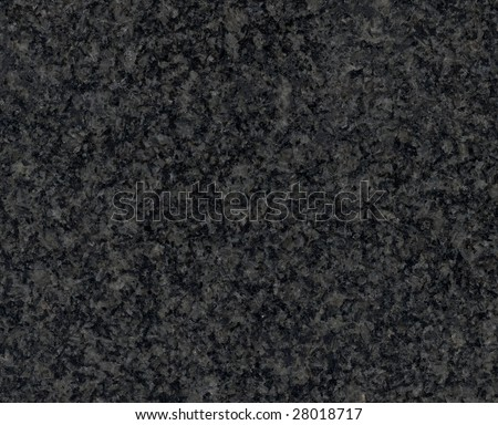 fine image of black marble stone background - stock photo