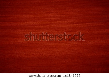 fine red wood texture - stock photo