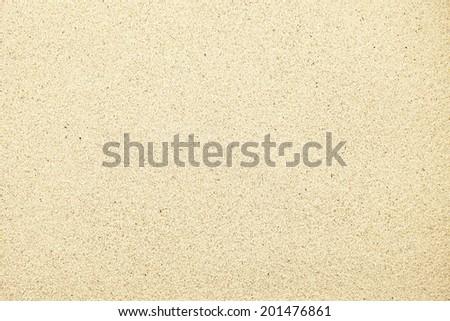 Fine sand texture - stock photo
