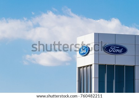 Ford Mondeo Stock Images Royalty Free Images Vectors