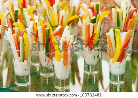 Finger Food Stock Photos Royalty Free Images Amp Vectors