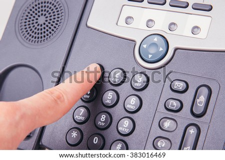 how to call the last number on a landline