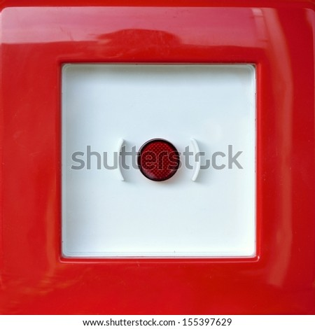 fire button - stock photo