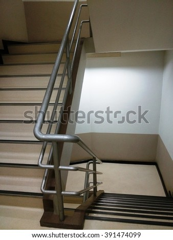 Fire Escape (LADDER STEEL SADDER)