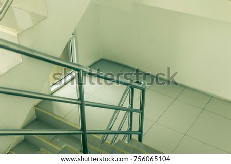 Charming Fire Escape Staircase Use For Design