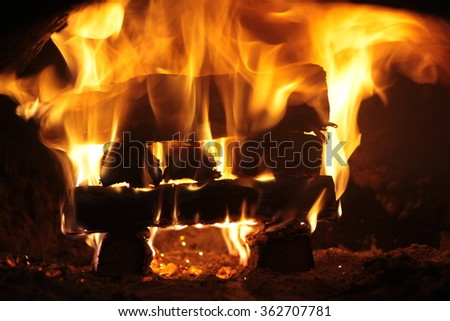 fire in the furnace