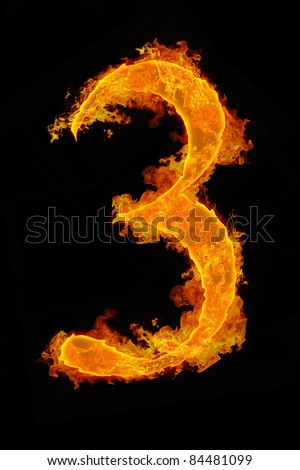 "Fire number ""3"""