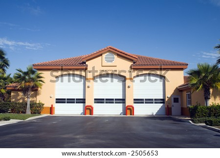 Fire Station No. 3 in Central Florida