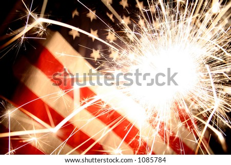 Fire Works - Celebration - stock photo