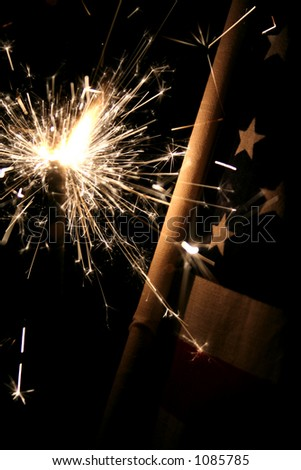 Fire Works - Celebration
